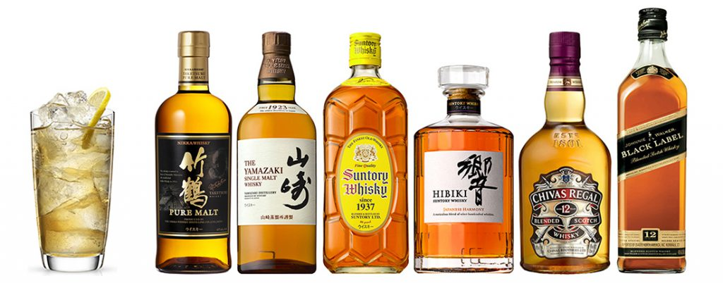 天翠 Japanese Whisky